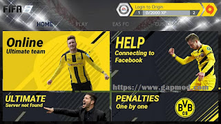 FIFA 14 Mod 2018 Special Black & Yellow by Rizqi
