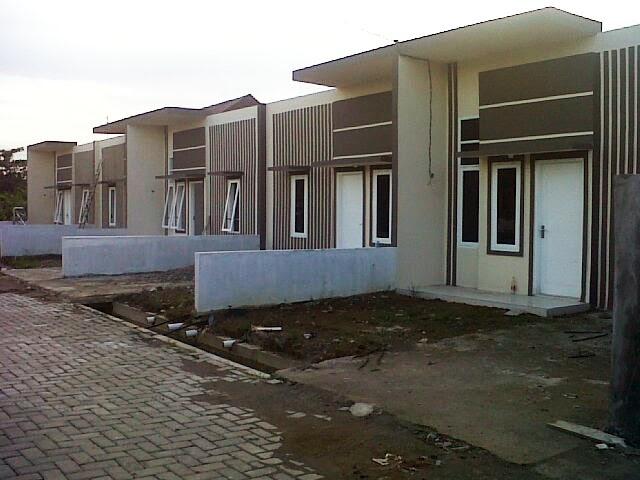 Rumah  Minimalis Type  45  Harga  Murah di Medan Info