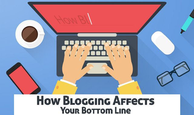 How Blogging Affects Your Bottom Line