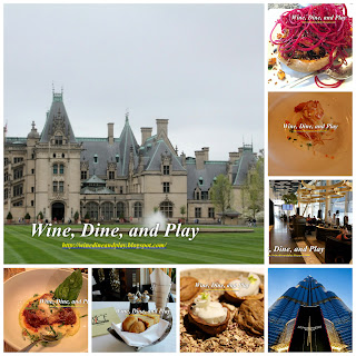 Biltmore, Burj Khalifa, Attica, and more on Wine Dine And Play