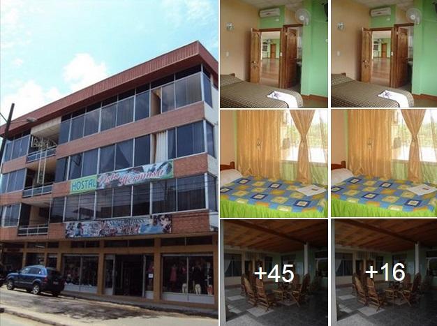 Hoteles en Tena Ecuador
