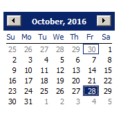 Custom function module to get the dates of last Friday/any day of given number of months and date