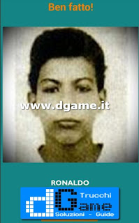 Soluzioni Guess the child footballer livello 39