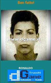 Soluzioni Guess the child footballer livello 39