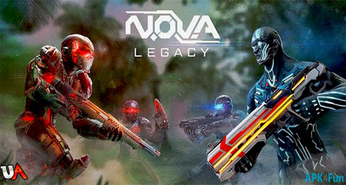 Resultado de imagen para N.O.V.A. Legacy