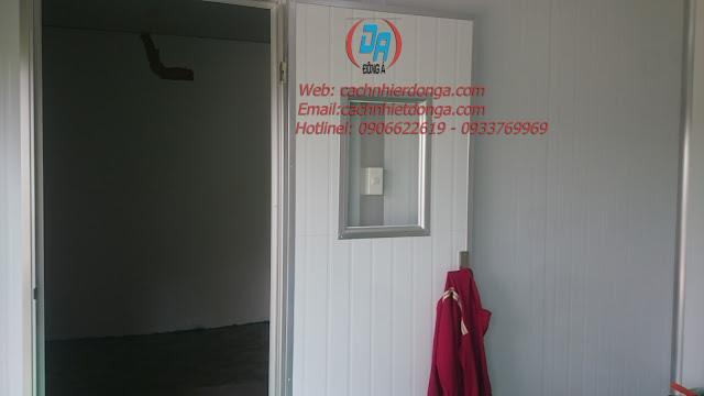 cửa mở phòng sạch