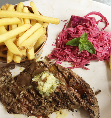 Steak & Chips, Jamie's Italian, Park Street, Bristol, Set Lunches Bristol, Jamie Oliver, Lunch, Theatre Meal Deals, Clifton