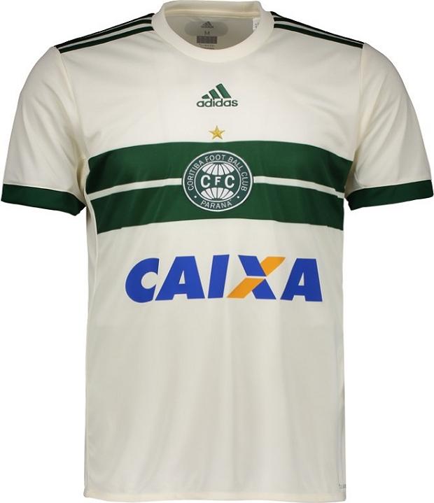 251b80fcfa Adidas divulga a nova camisa titular do Coritiba - Show de Camisas