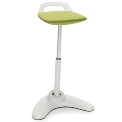 ergonomic perch stool
