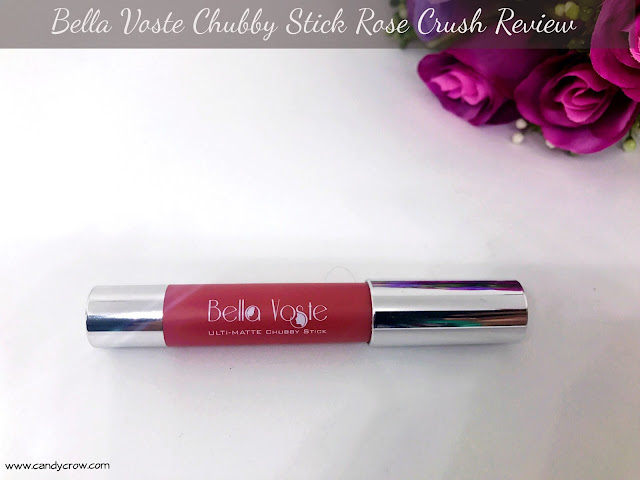 Bella Voste Chubby Stick Rose Crush Review