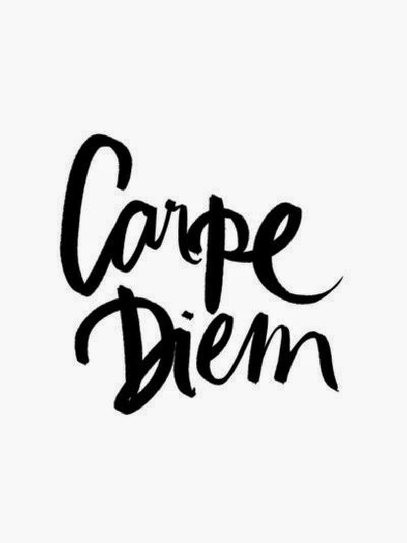 The Nicest Pictures: carpe diem