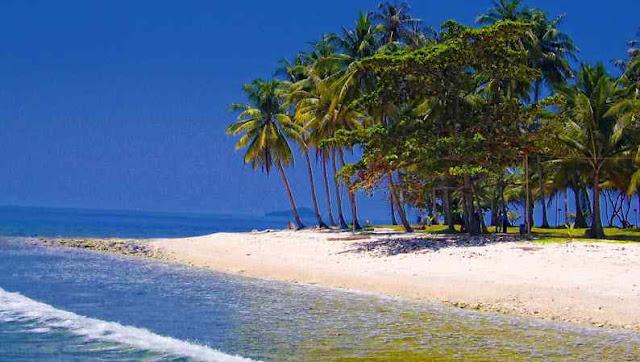 Pulau Siompu buton sulawesi tenggara