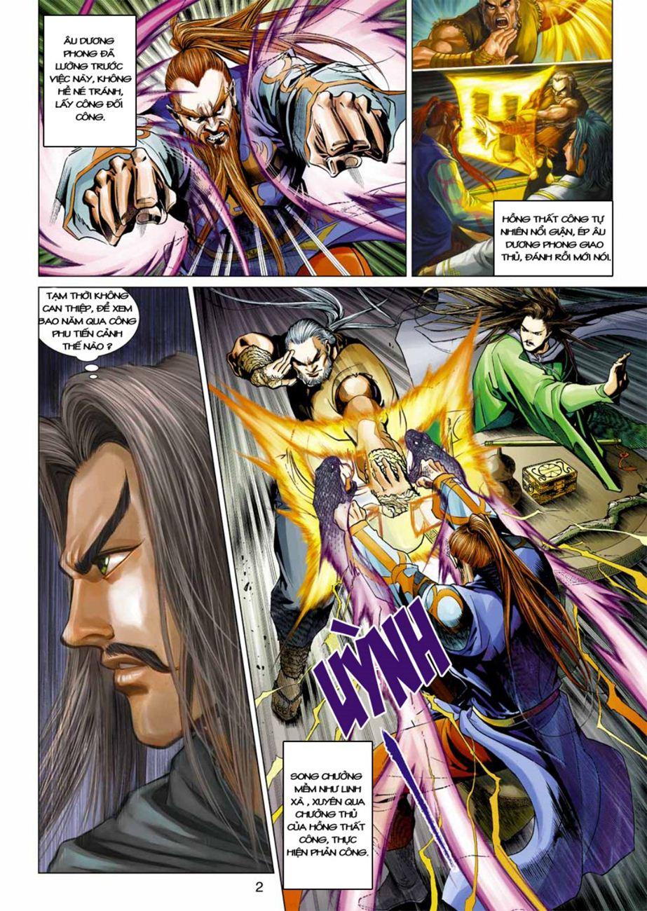 Anh Hùng Xạ Điêu anh hùng xạ đêu chap 45 trang 2