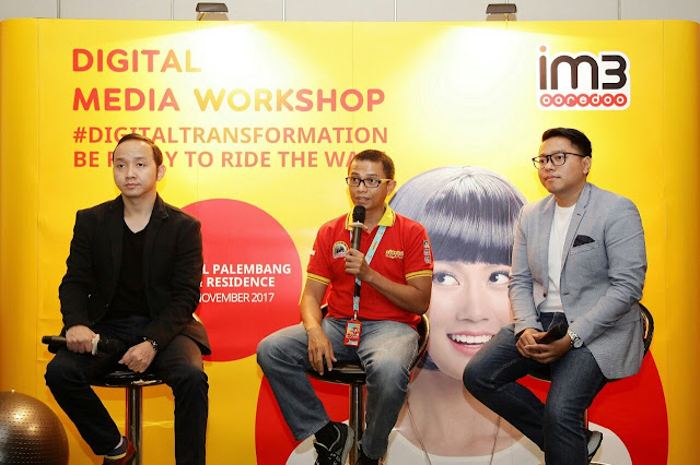 Digitalisasi, Era Kekinian & Sahabat Pelanggan