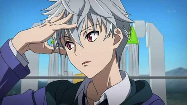 Karakter anime yang mati dengan kepala putus - Aru Akise ( Mirai Nikki)