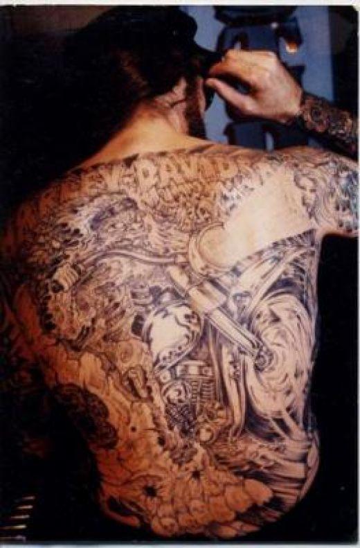 Biker Tattoo Ideas