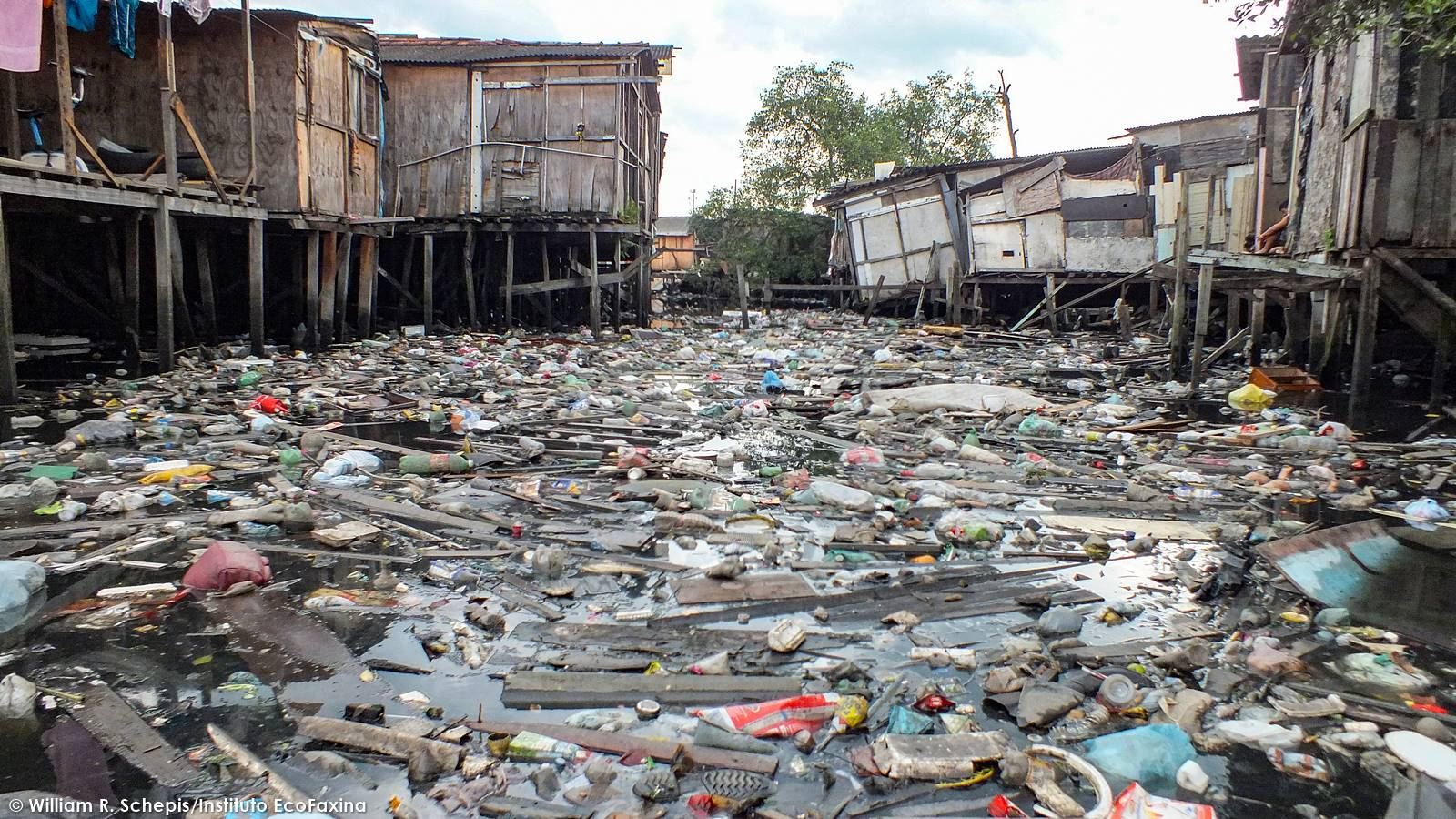 Na questão ambiental, o gerenciamento integrado de resíduos sólidos na Baixada Santista está diretamente atrelado à questão da moradia.