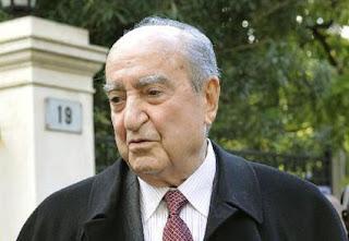Απεβίωσε σήμερα, σε ηλικία 99 ετών, ο πρώην πρωθυπουργός και επίτιμος πρόεδρος της Νέας Δημοκρατίας Κωνσταντίνος Μητσοτάκης.