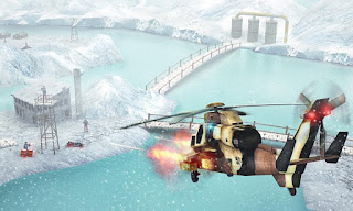 Download Modern Copter Warship Battle v1.0 Mod Apk