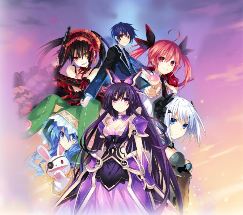 Date A Live Episode 1 12 End Sub Indo