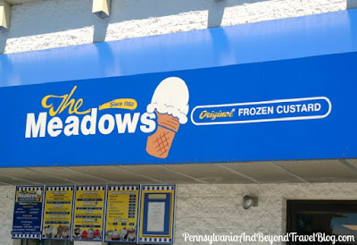 The Meadows Original Frozen Custard in Harrisburg, Pennsylvania