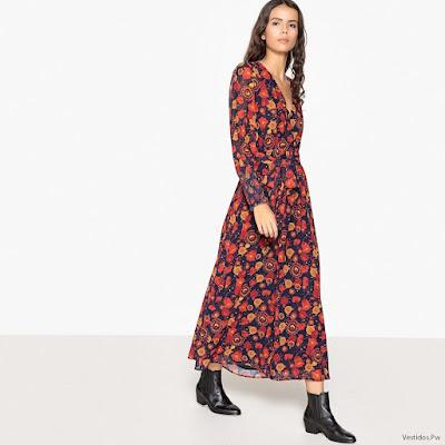 Vestidos Casuales Largos de Moda