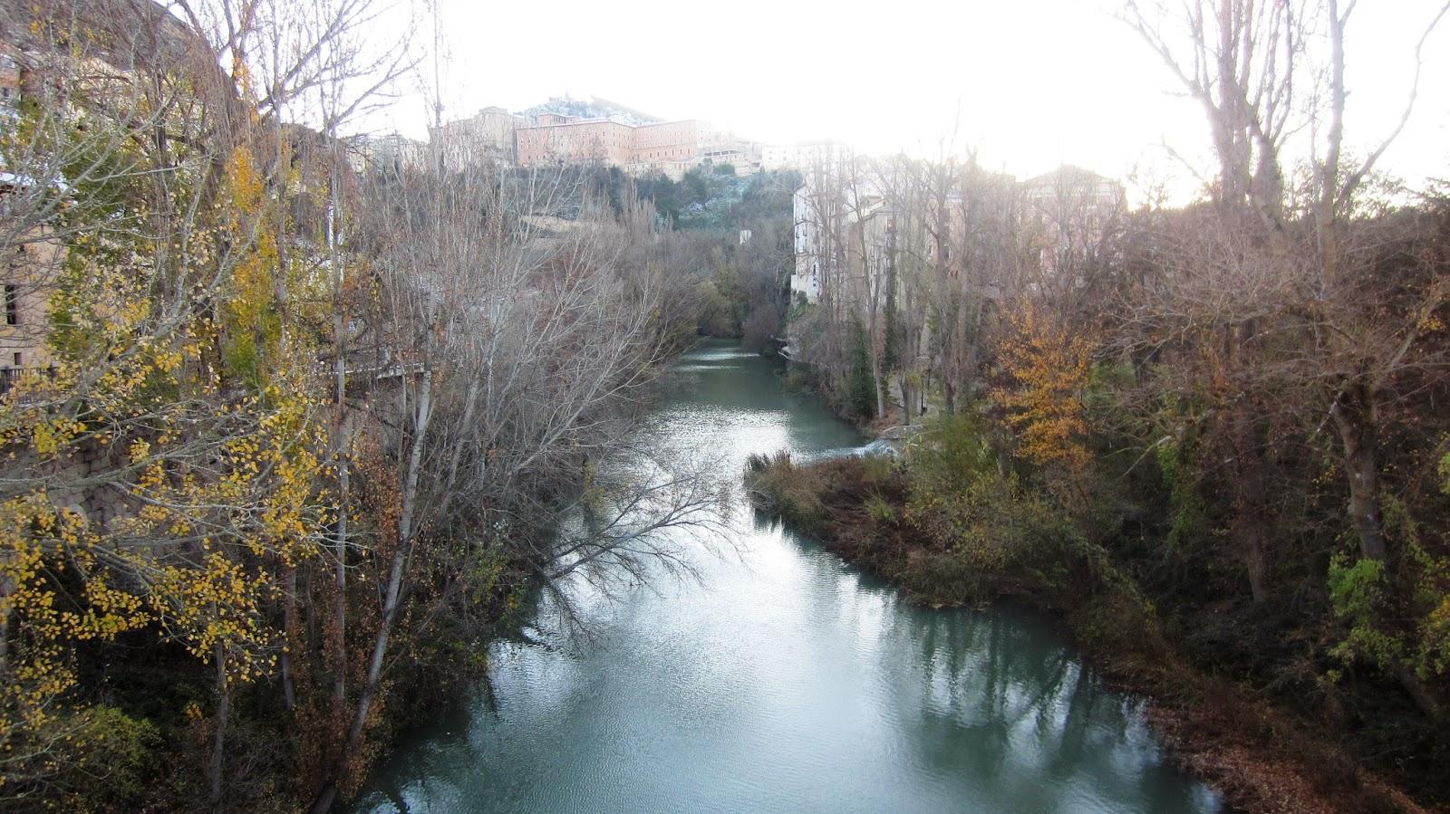 Puente de San Antón - Río Júcar