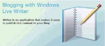 Windows Live Writer Tutorial