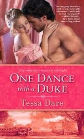 Review: One dance with a Duke: A rouge regency romance by Tessa Dare
