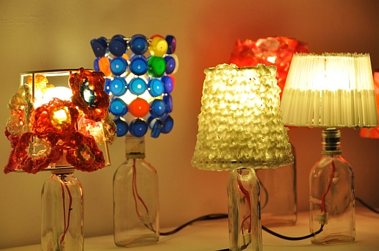 Plastic Bottle Crafts Recycled Diy