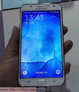 Samsung Galaxy J7 Mobile Full Specifications And Price in Bangladesh