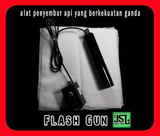 TOKO SULAP JOGJA GUN FLASHER