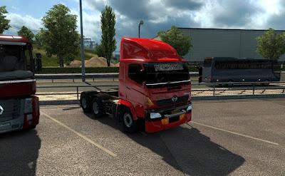 Truck Hino ETS2