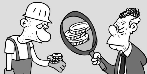 Empresas, caricaturas