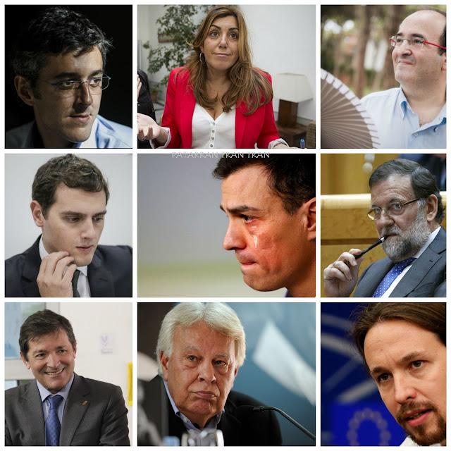 El PSOE roto. Ferraz se tambalea. O no.