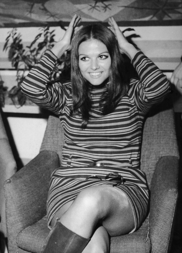 60 Iconic Women Who Prove Style Peaked In The 60S -4581