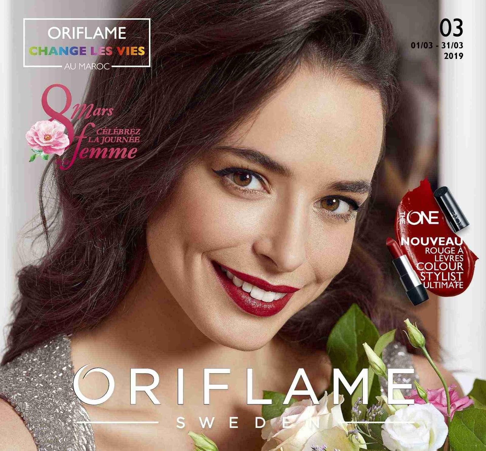 Catalogue Oriflame Maroc Mars 2019 Lecatalogue 100 Catalogues