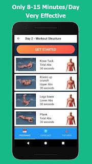 Six Pack in 30 Days Screenshot 01