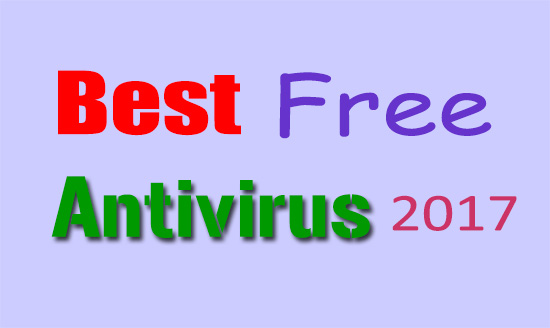 best free anti virus 2017