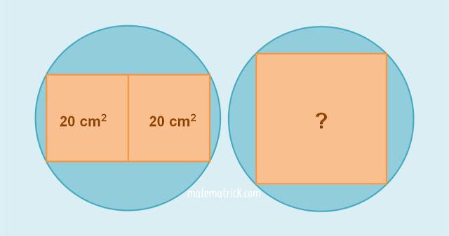 Teka-Teki Matematika Bangun Datar (Lingkaran)