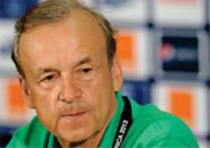 Gernot Rohr 300x211 - Nigeria unveils German coach Gernot Rohr  Monday as new Super Eagles Technical adviser