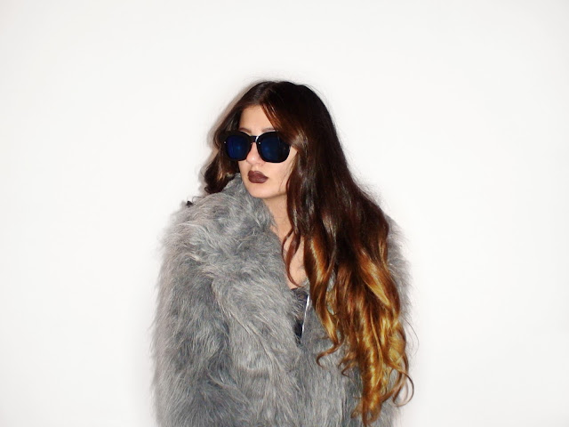 fur outfits pinterest