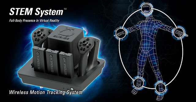 Stem System: Wireless Motion Tracking System