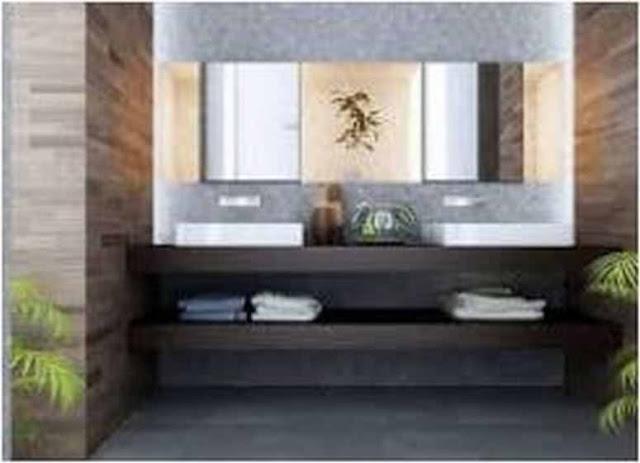 Home Bathroom Spa Ideas HBS18