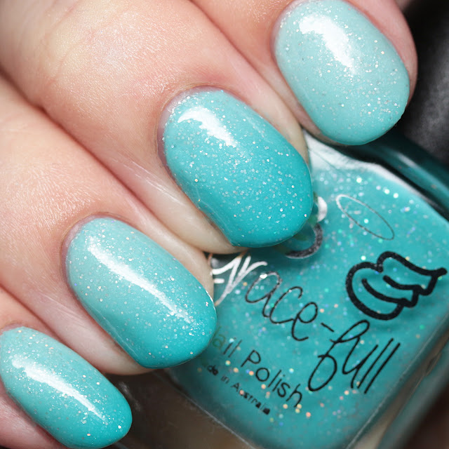 Grace-full Nail Polish Whitelighter