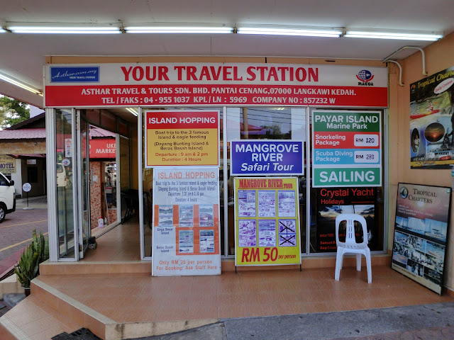 Nicole Cynnie - Your Travel Station (AB Motel, Langkawi)