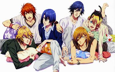 Znalezione obrazy dla zapytania Uta no☆Prince-sama♪ Maji Love Revolutions