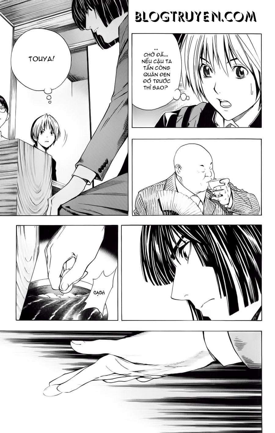 Hikaru No Go hikaru no go chap 150 trang 4