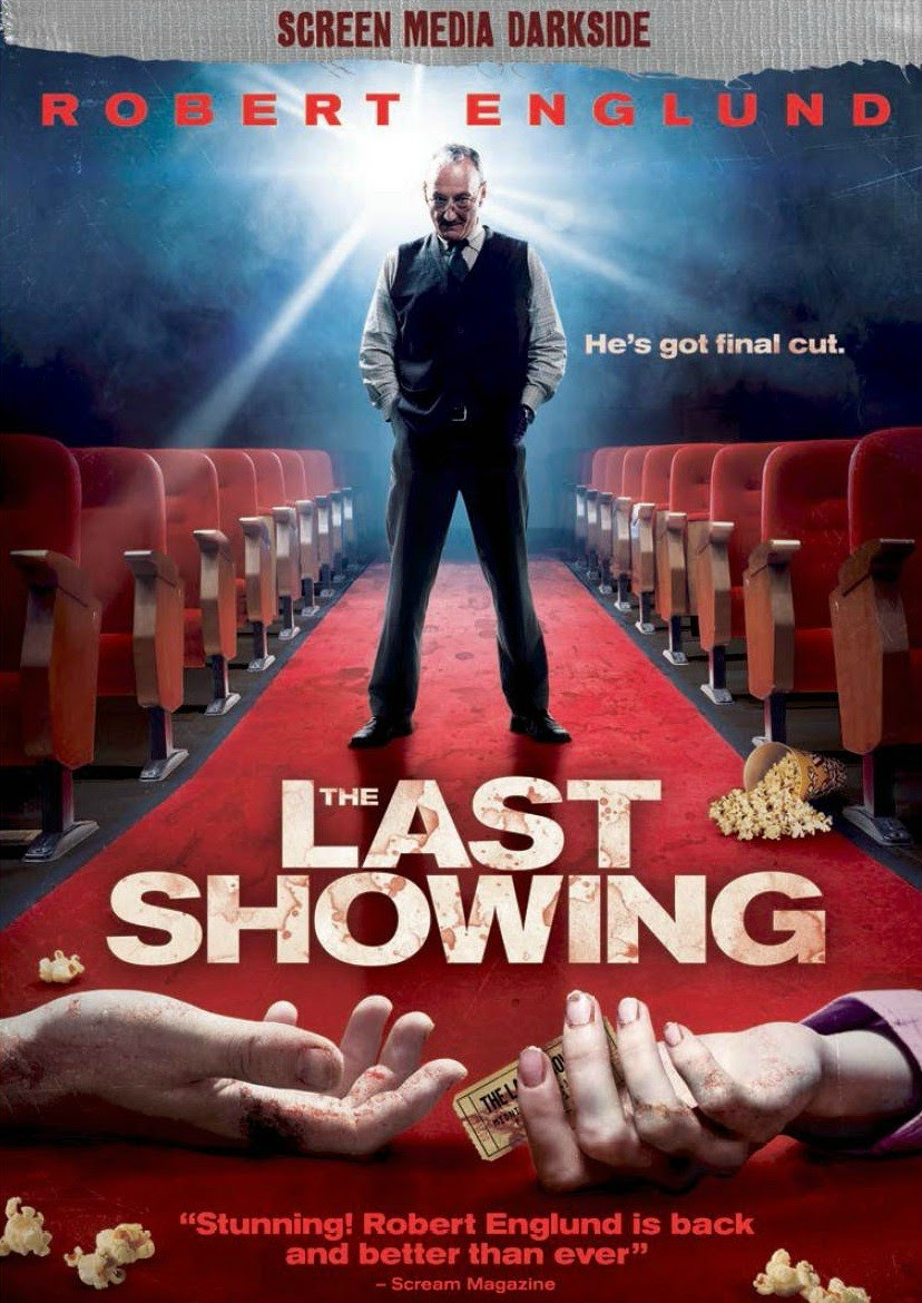 The Last Showing  2014  Brrip ταινιες online seires oipeirates greek subs