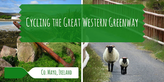 Cycling the Great Western Greenway in County Mayo, Ireland